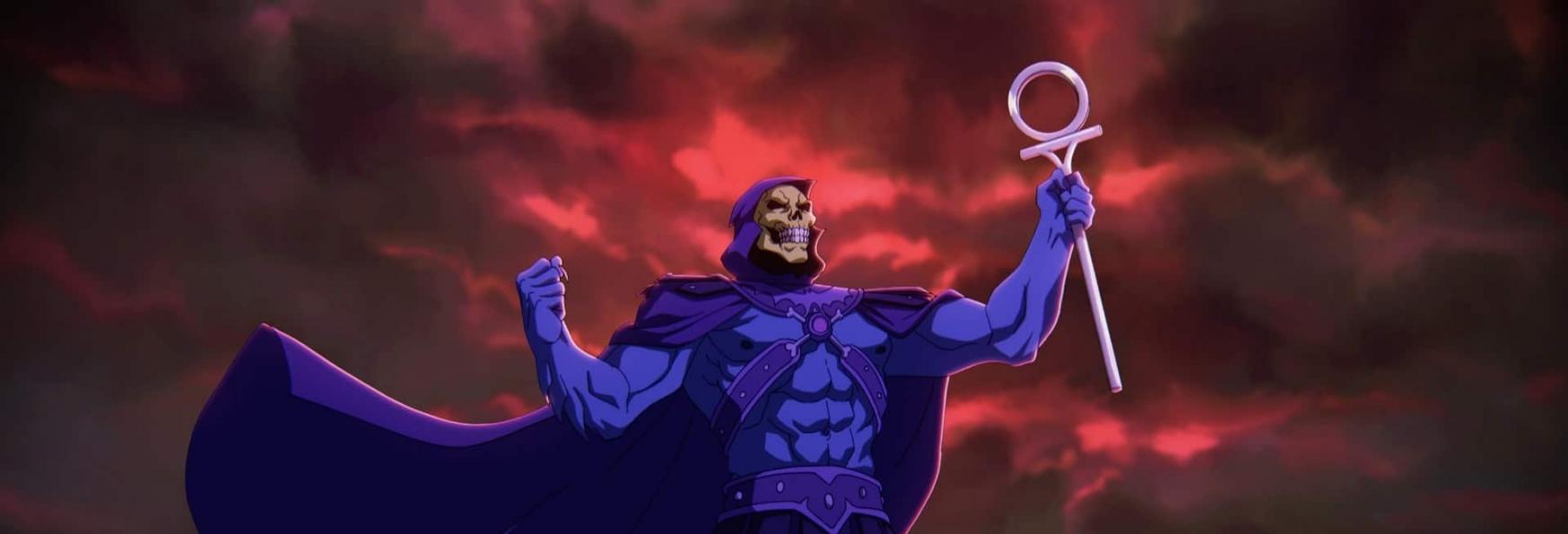 Masters of the Universe: Revelation 2 - Kevin Smith Anticipa i Dettagli sul Futuro di Skeletor