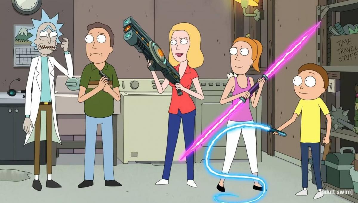Rick and Morty 5: un Primo Sguardo all'Ottavo Episodio della Stagione