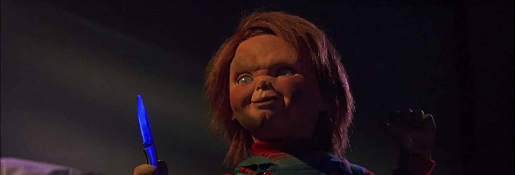 Jennifer Tilly pubblica una nuova Foto dal Set della Serie TV Chucky