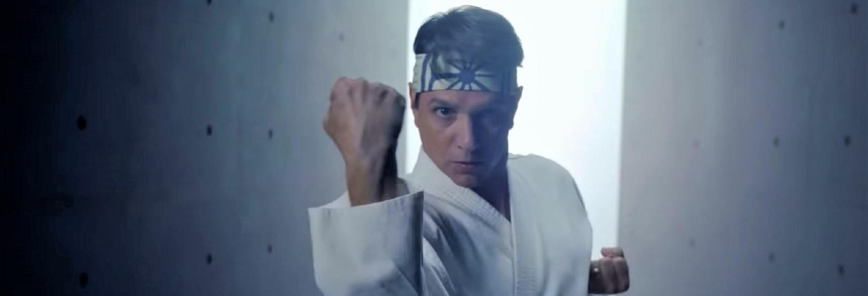 Cobra Kai 4: il Teaser Trailer svela il Periodo di Uscita della nuova Stagione