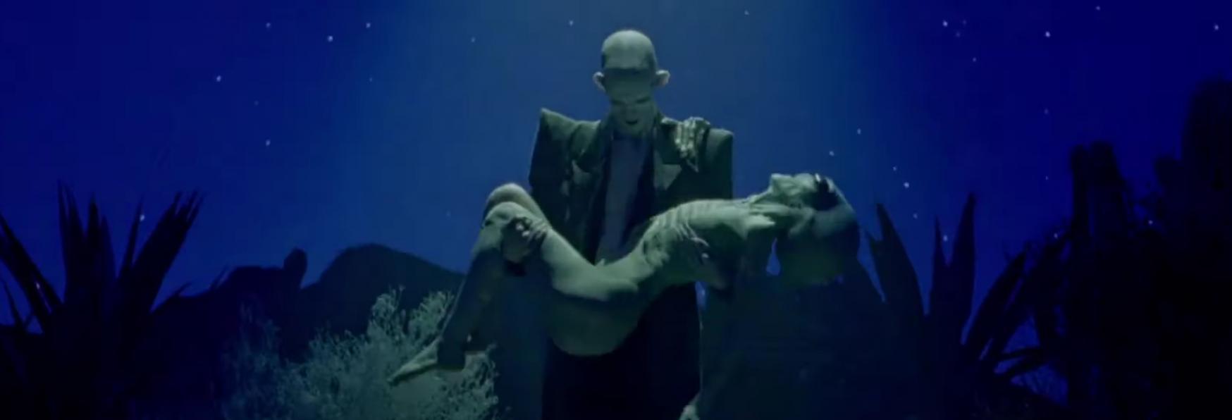 American Horror Story 10: il Nuovo Poster svela il Ritorno degli Alieni