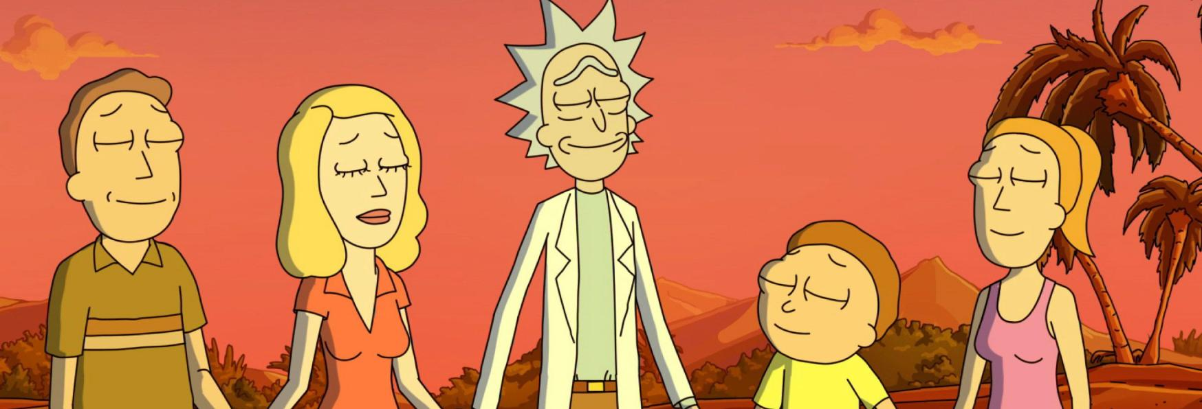 Rick and Morty 5: il Video Promozionale del Finale di Stagione