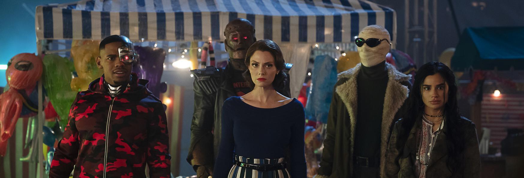 Doom Patrol 3: il Teaser Trailer e la Data di Uscita della nuova Stagione presto su HBO Max