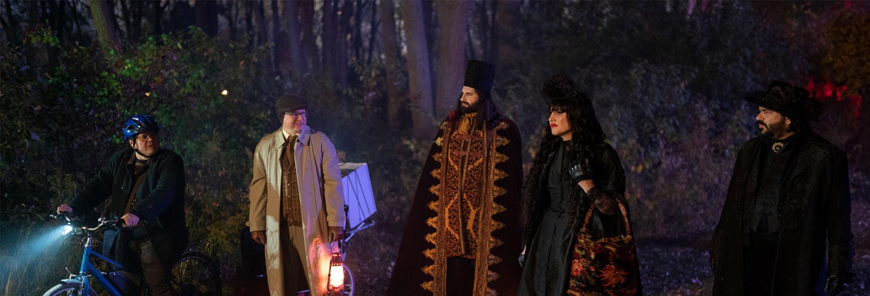 Rinnovata la Serie TV What We Do in the Shadows per una 4° Stagione