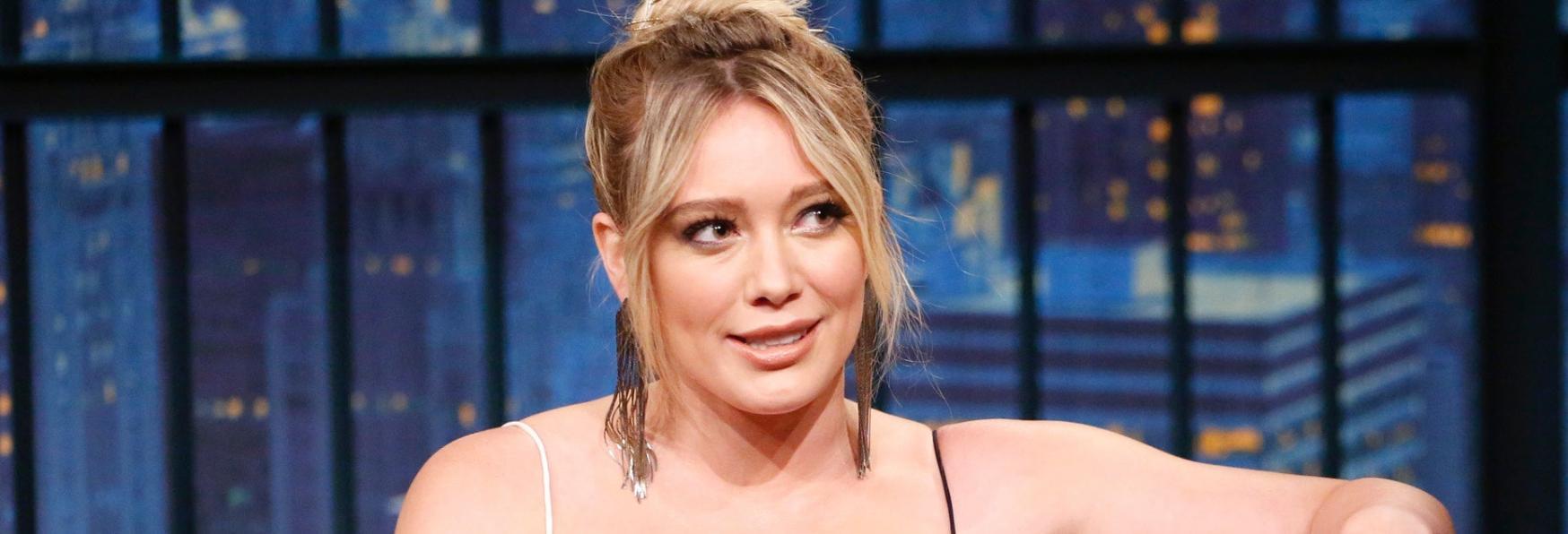How I Met Your Mother: Hilary Duff pubblica una Foto dal Set della Serie TV Spin-off