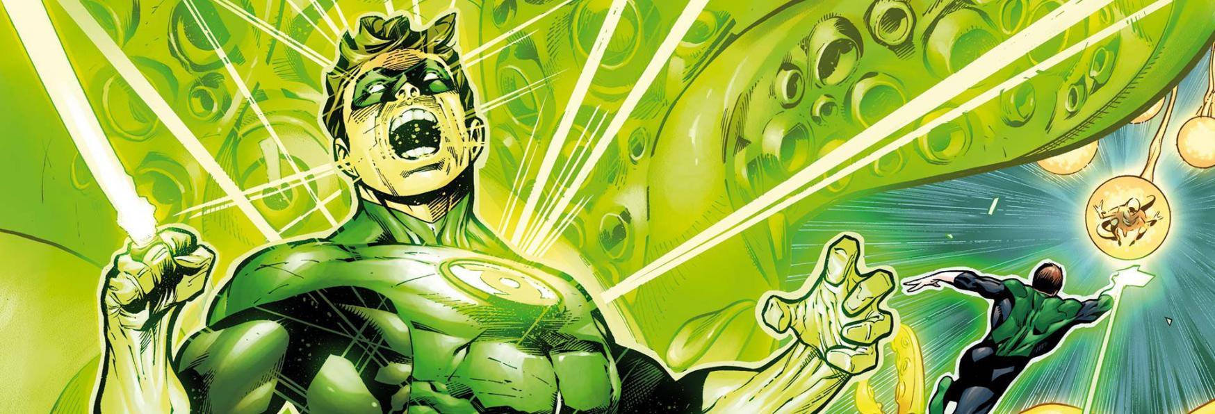 Green Lantern di HBO Max non sarà la Classica Serie TV sui Supereroi