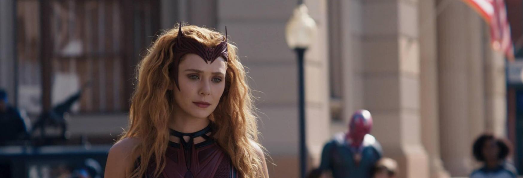 Elizabeth Olsen (WandaVision) si schiera con Scarlett Johansson per la Vicenda sulla Violazione del Contratto Disney
