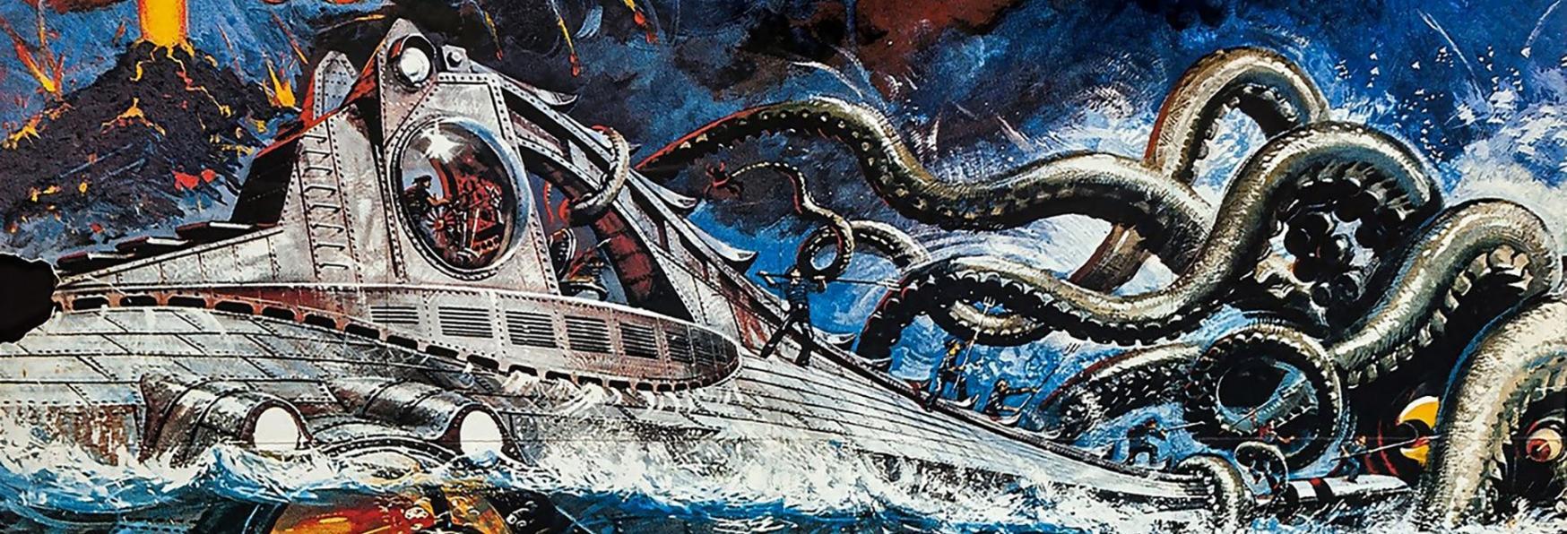 Disney+ annuncia Nautilus, la nuova Serie TV basata su Ventimila Leghe Sotto i Mari