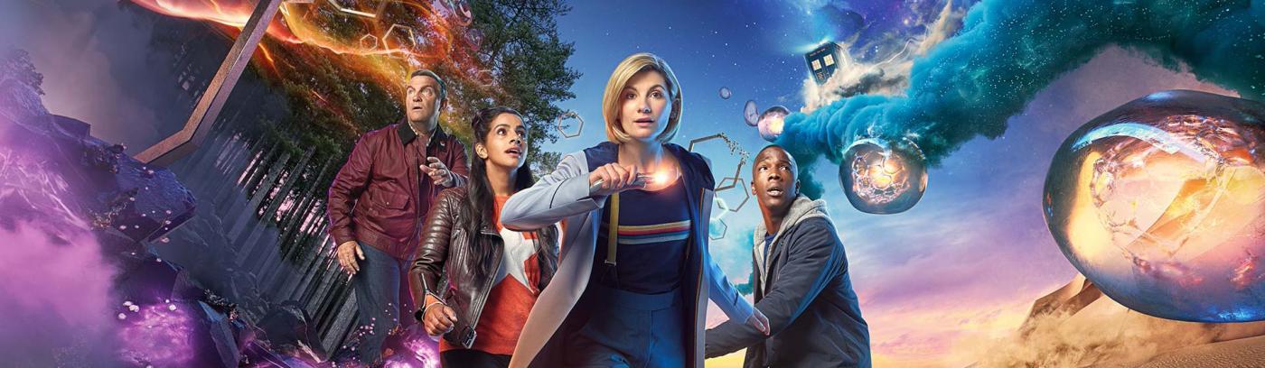 Doctor Who: Whoopi Goldberg vorrebbe ancora Interpretare il Dottore