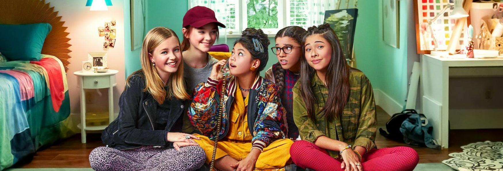 Il Club delle Babysitter 2: Annunciata la Data della nuova Stagione della Serie TV Netflix