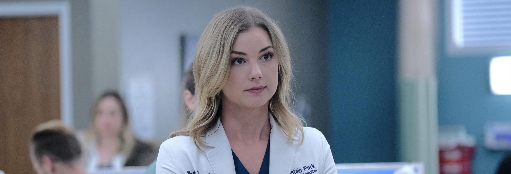 The Resident 5: Emily VanCamp lascia la Serie TV Medical