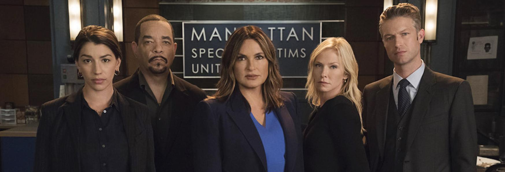 Law & Order: Unità Vittime Speciali - due Attori abbandonano la longeva Serie TV