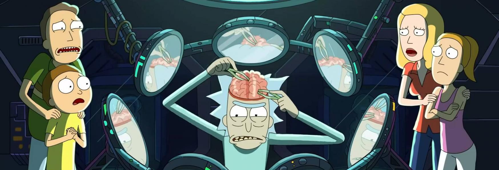 Rick and Morty 5: Christopher Lloyd nei panni di Rick nel nuovo Promo Live-Action