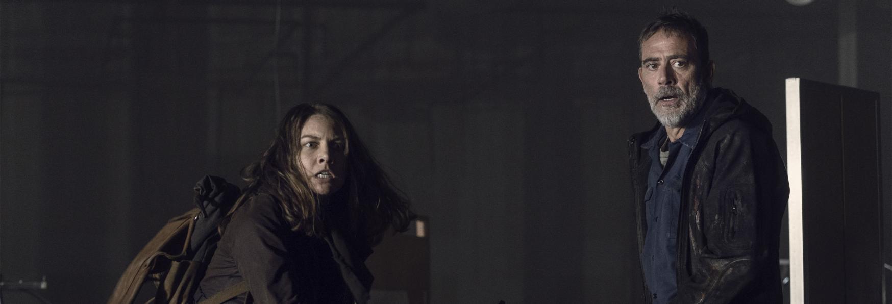 The Walking Dead 11: Interessanti Evoluzioni nel Rapporto tra Maggie e Negan. Ne Parla la Showrunner