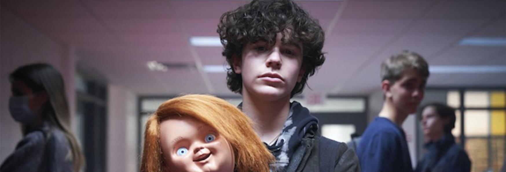 Chucky: Svelato il nuovo Poster della Serie TV Horror targata SYFY