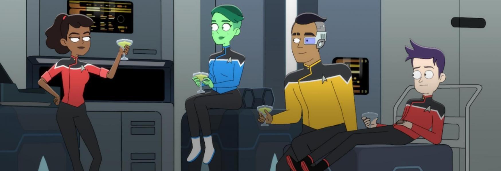 Star Trek: Lower Decks 2 - Pubblicato il Trailer di Metà Stagione