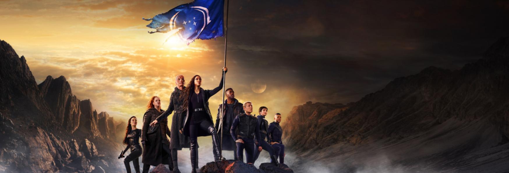 Star Trek: Discovery 4 - ecco Quando la nuova Stagione arriverà su Netflix
