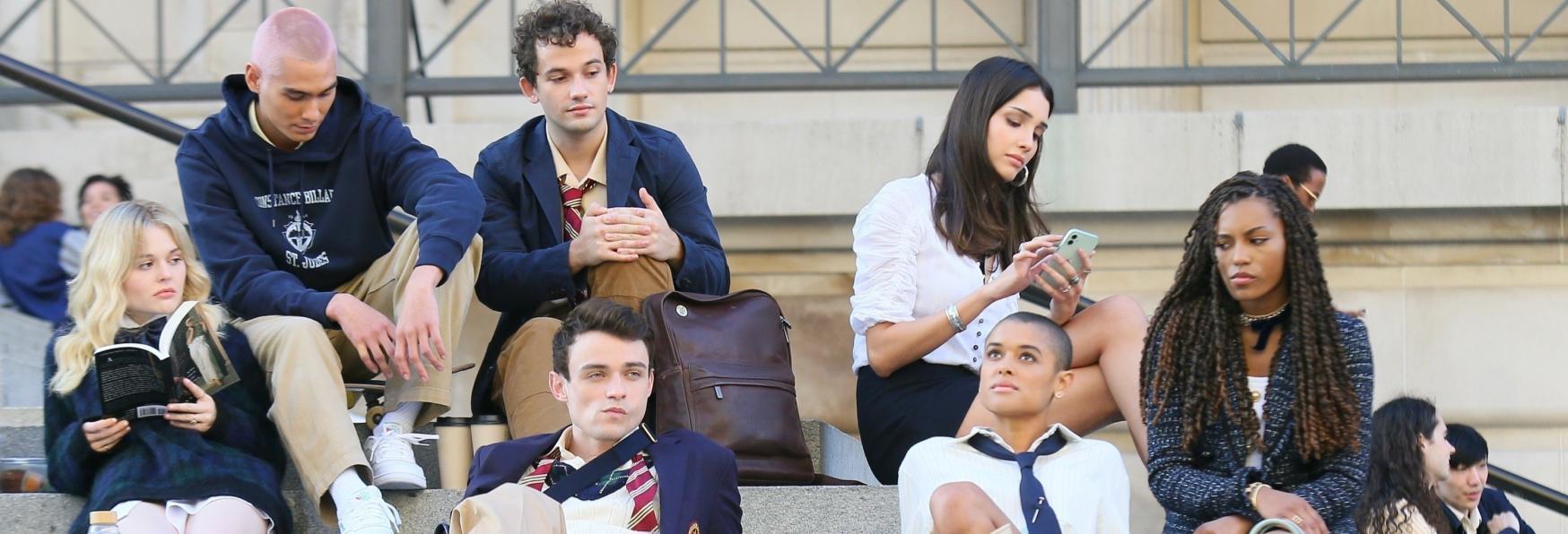 Gossip Girl 2: Rinnovata la Serie TV Reboot targata HBO Max