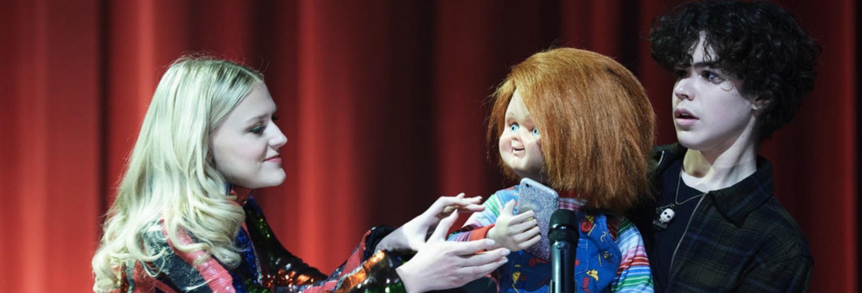 Chucky: il Creatore del Franchise Don Mancini svela le Origini della Serie TV targata SYFY