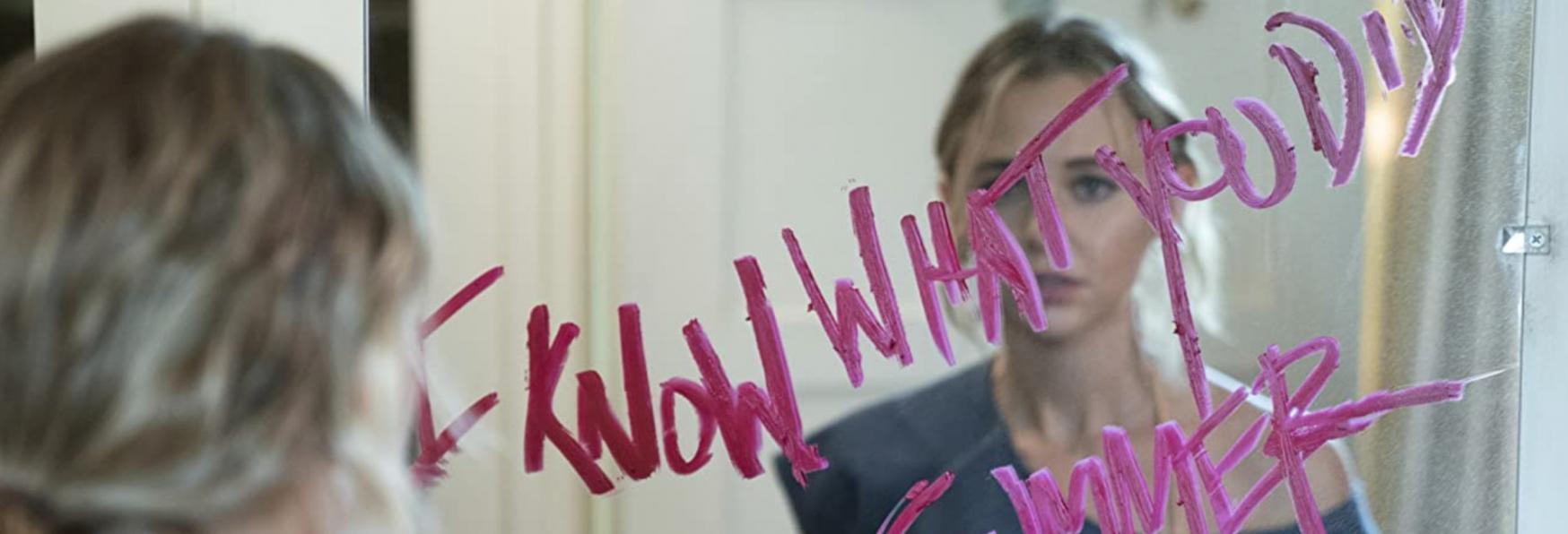 I Know What You Did Last Summer: il Teaser Trailer della Serie TV Reboot dell'omonimo Film anni '90