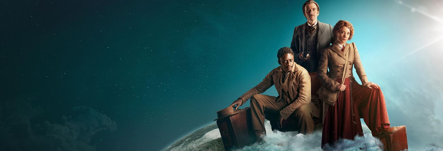 Around the World in 80 Days: il primo Teaser Trailer della Serie TV con David Tennant