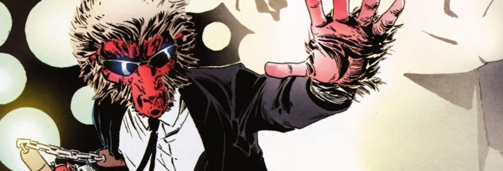 Hit-Monkey: la prima Immagine della nuova Serie Animata Marvel