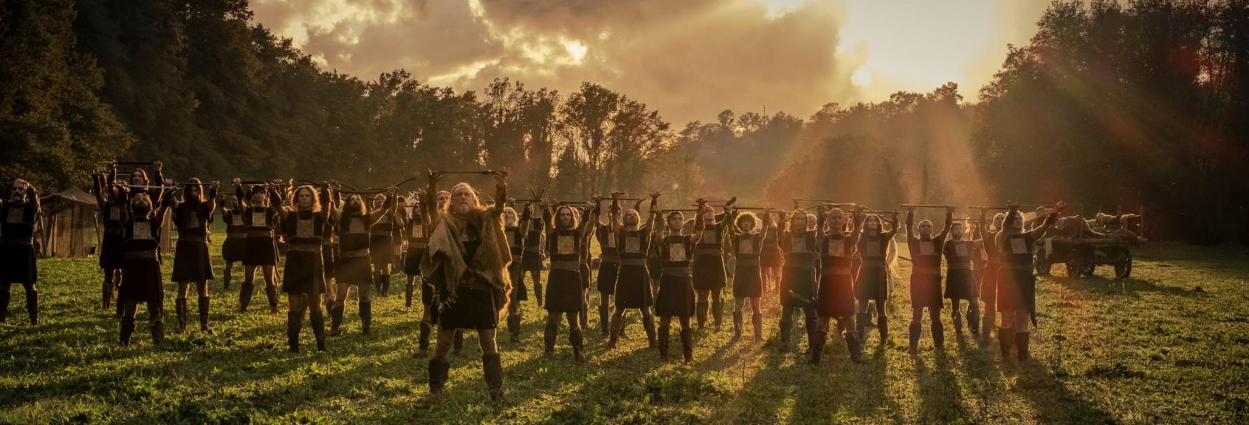 Nastri d'Argento 2021: Romulus e Petra premiate come Serie TV dell'Anno