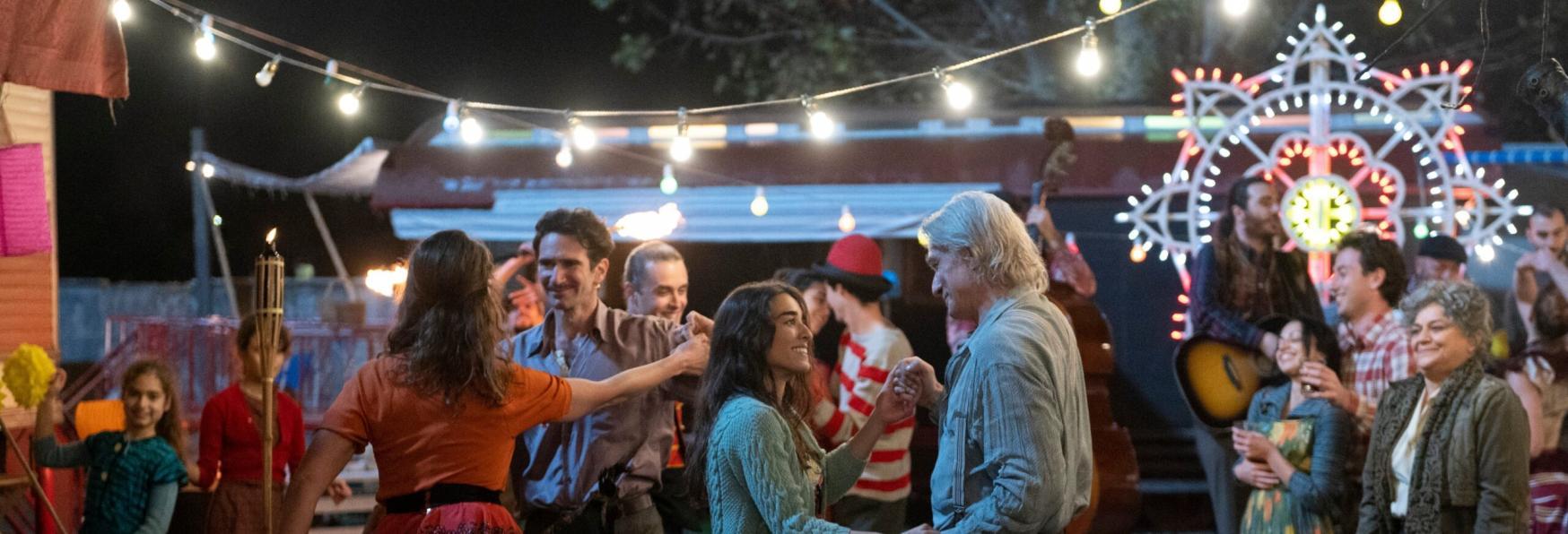 Luna Park: il Full Trailer della nuova Serie TV Italiana di Netflix