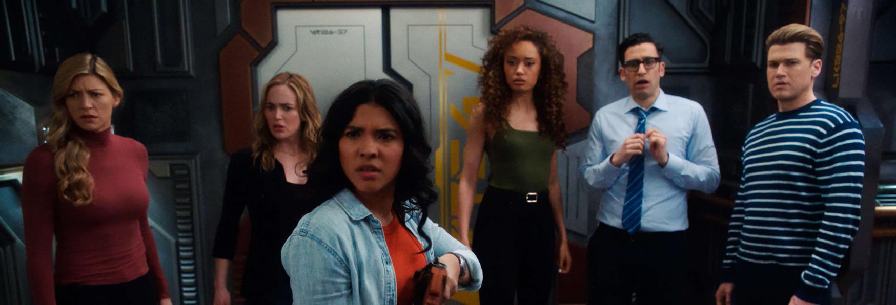Legends of Tomorrow 7: Rilasciato il Trailer Uffciale della nuova Stagione