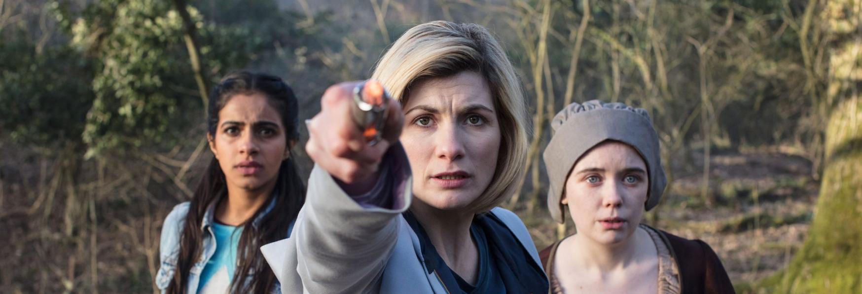 Doctor Who 13: il nuovo Companion commenta l'uscita di Jodie Whittaker dalla Serie TV