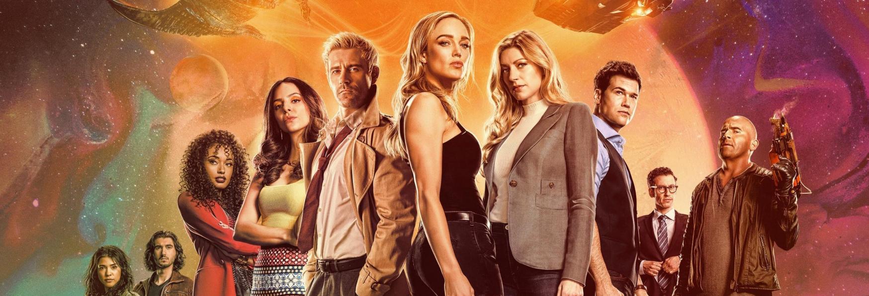 Legends of Tomorrow 7: svelata la Sinossi della nuova Stagione della Serie TV DC