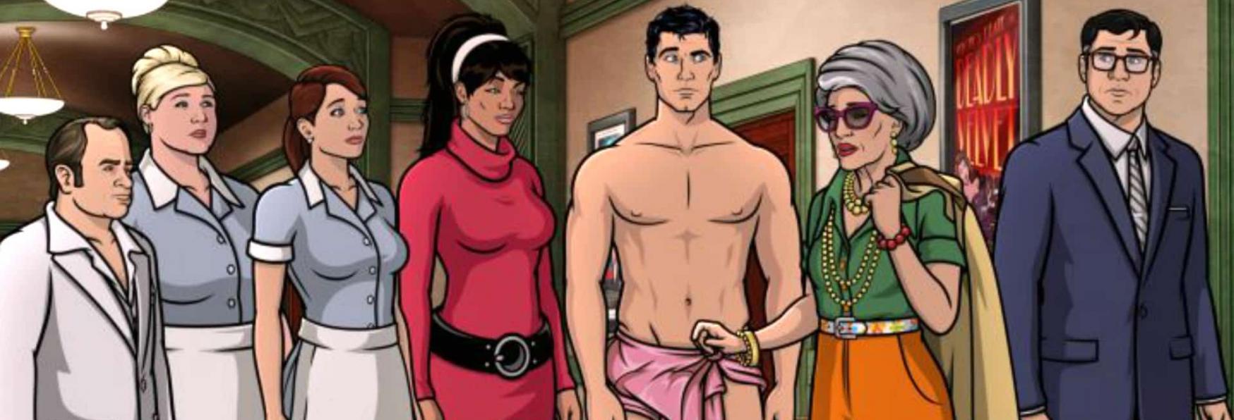 Archer 13: Rinnovata per una Stagione la Serie TV targata FXX