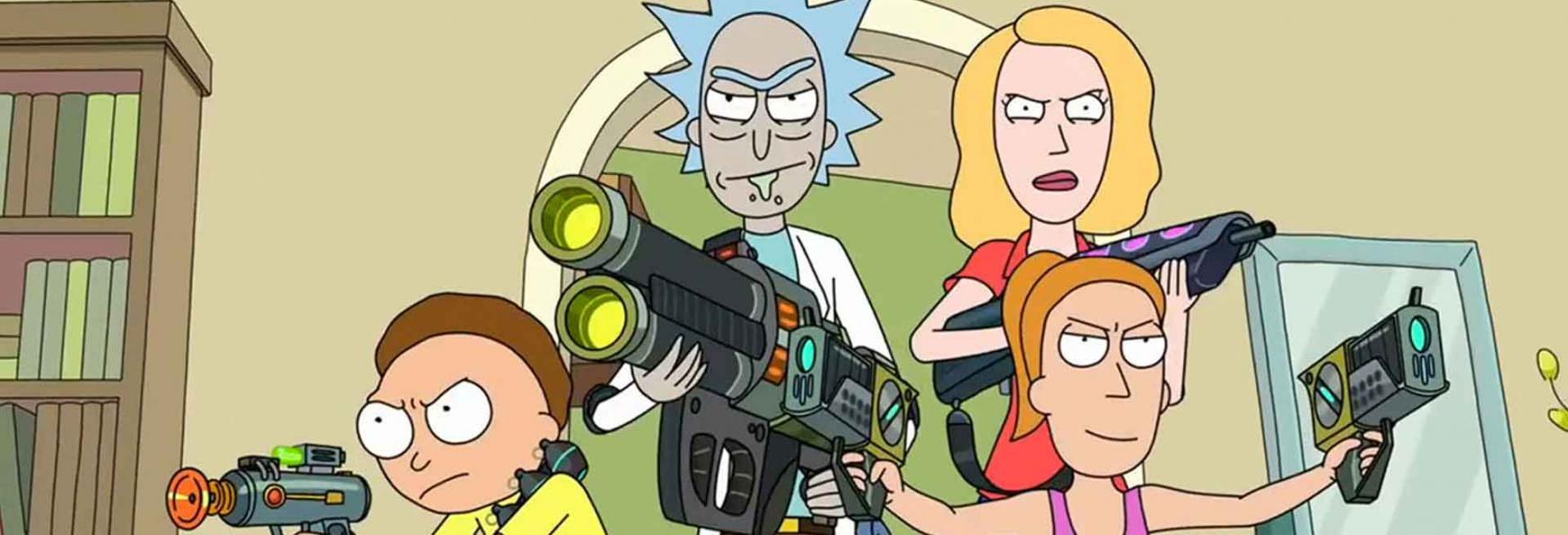 Rick and Morty: Annunciato un Episodio Speciale di Halloween