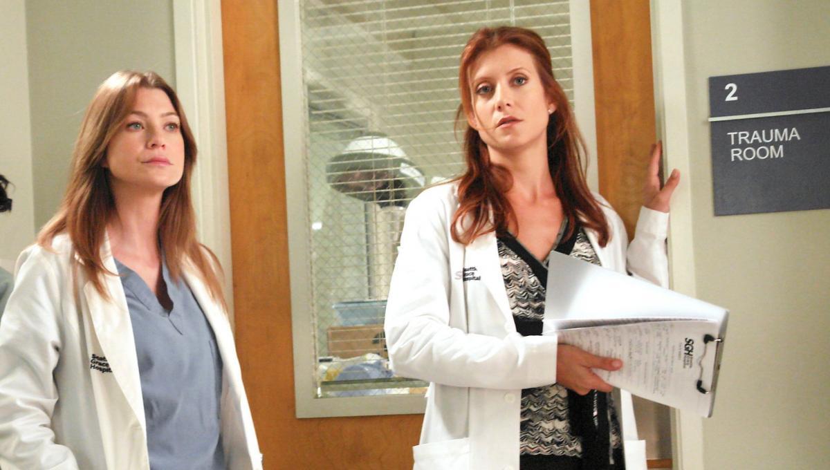 Grey's Anatomy 18: il Promo del nuovo Episodio mostra il Ritorno di Kate Walsh