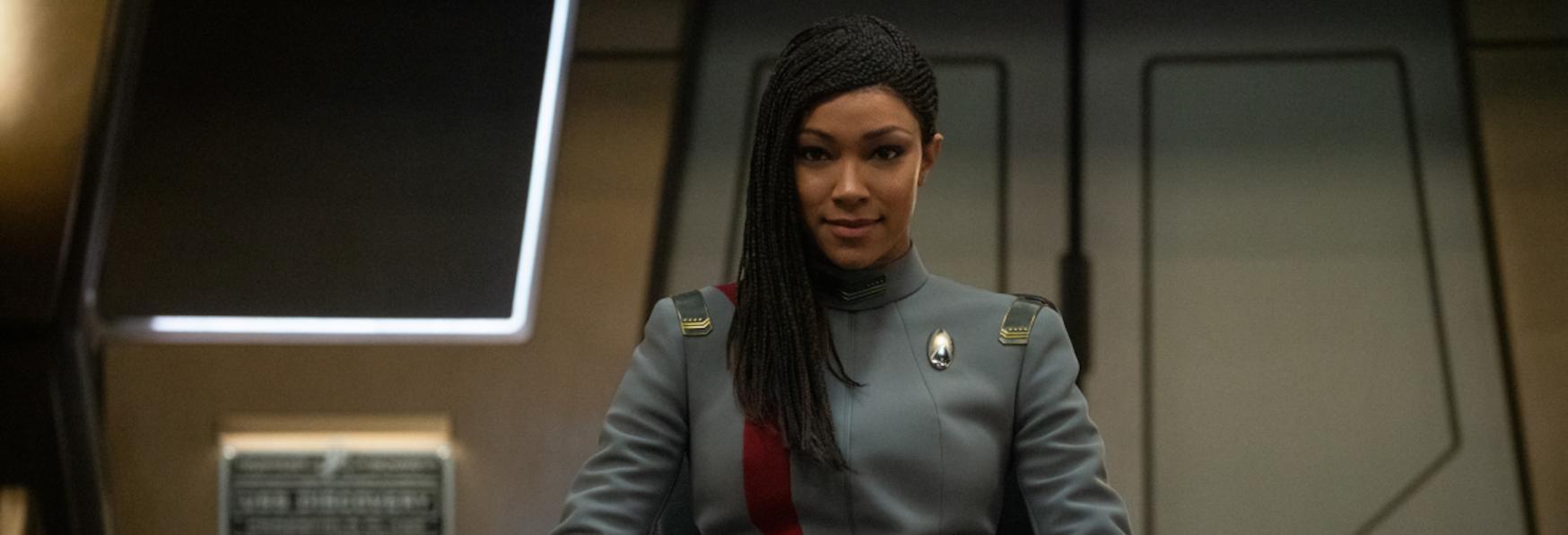 Star Trek: Discovery 4 - Svelato il Trailer della nuova Stagione
