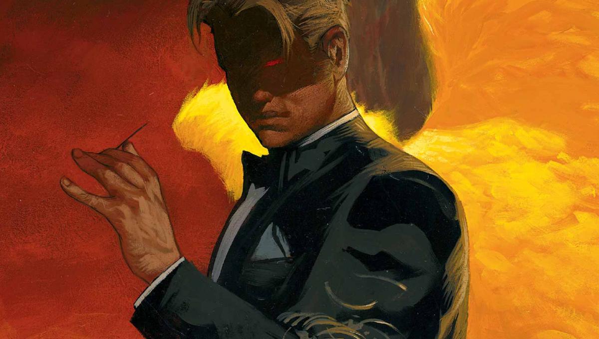 The Sandman: Gwendoline Christie è Lucifer nel Poster della Serie TV