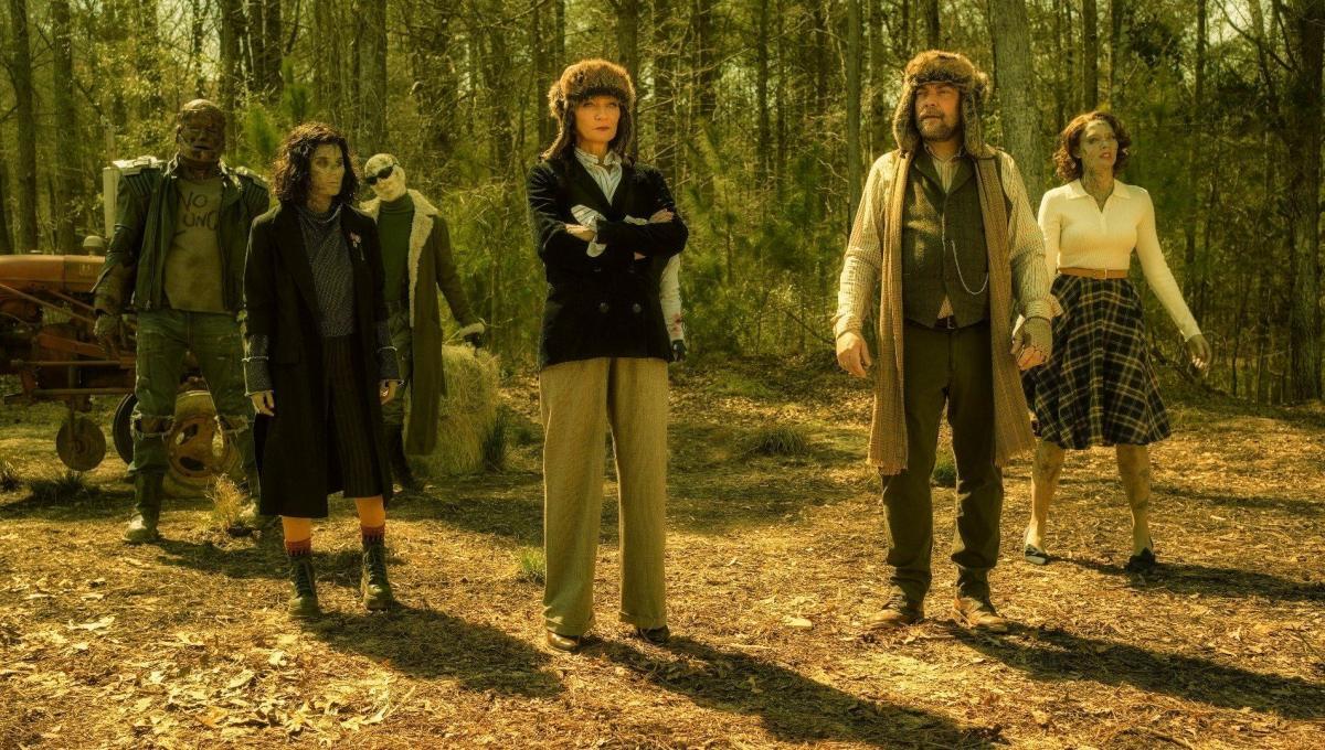 Doom Patrol 4: Rinnovata per una Stagione la Serie TV targata HBO Max