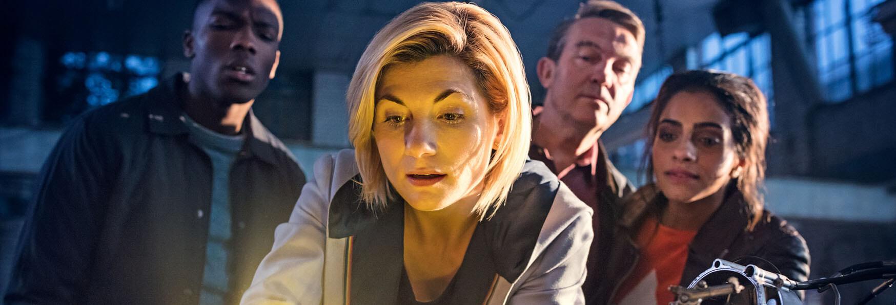 Trailer e notizie dell'11° stagione di Doctor Who
