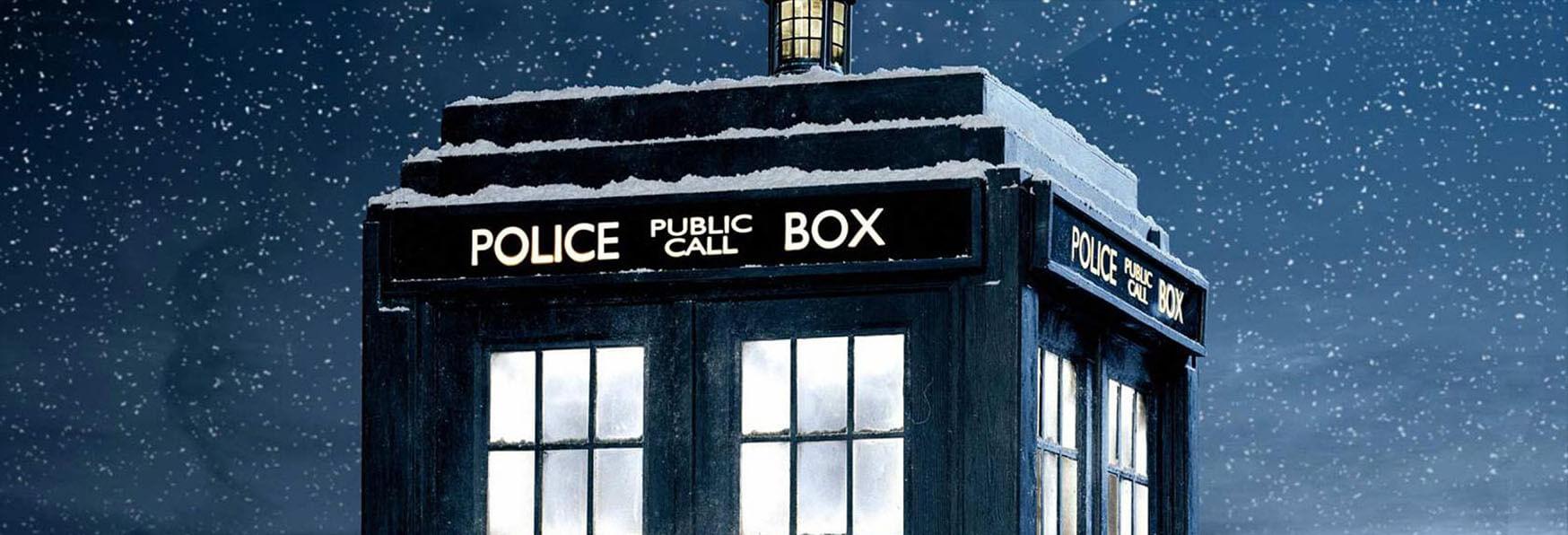 Doctor Who: confermato lo speciale di Natale 2018