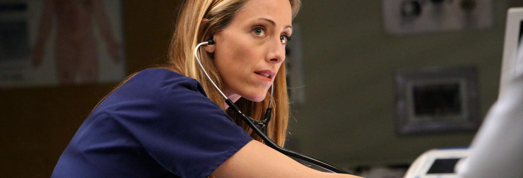 Grey's Anatomy - parte 1: il Ritorno di Teddy Altman e il destino dei Jolex