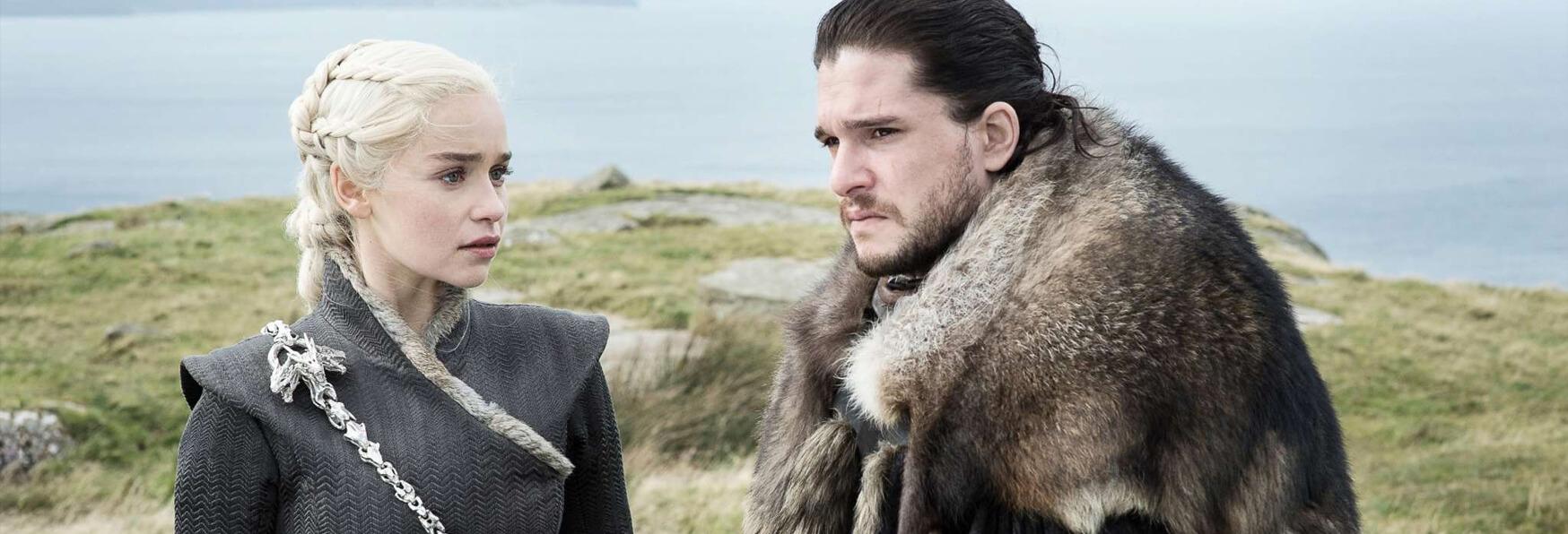 Game of Thrones: finite le riprese, quando andranno in onda?