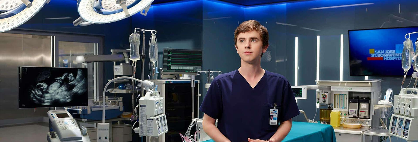 Ascolti Record per The Good Doctor, Serie ideata dal creatore di Dr. House