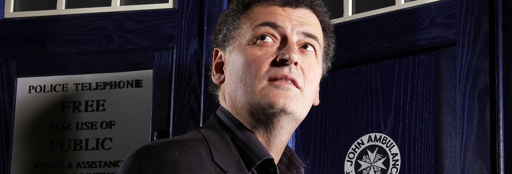Steven Moffat produrrà la Serie The Time Traveler's Wife
