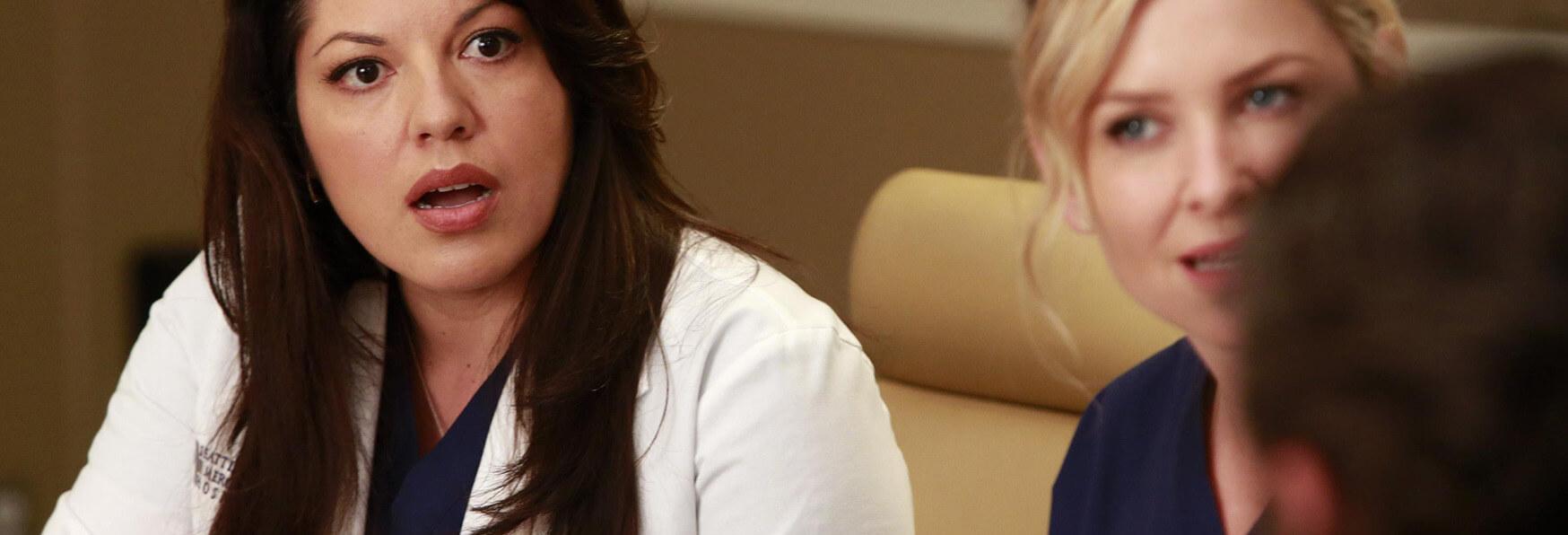 Sara Ramirez doveva tornare nell'ultima puntata di Grey's Anatomy