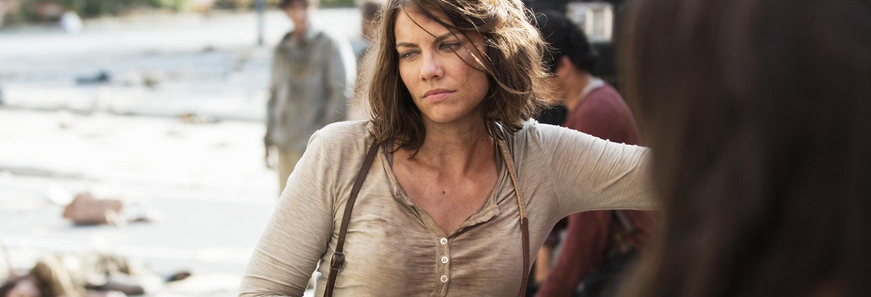 The Walking Dead 9: possibile Anticipazione sul Destino di Maggie