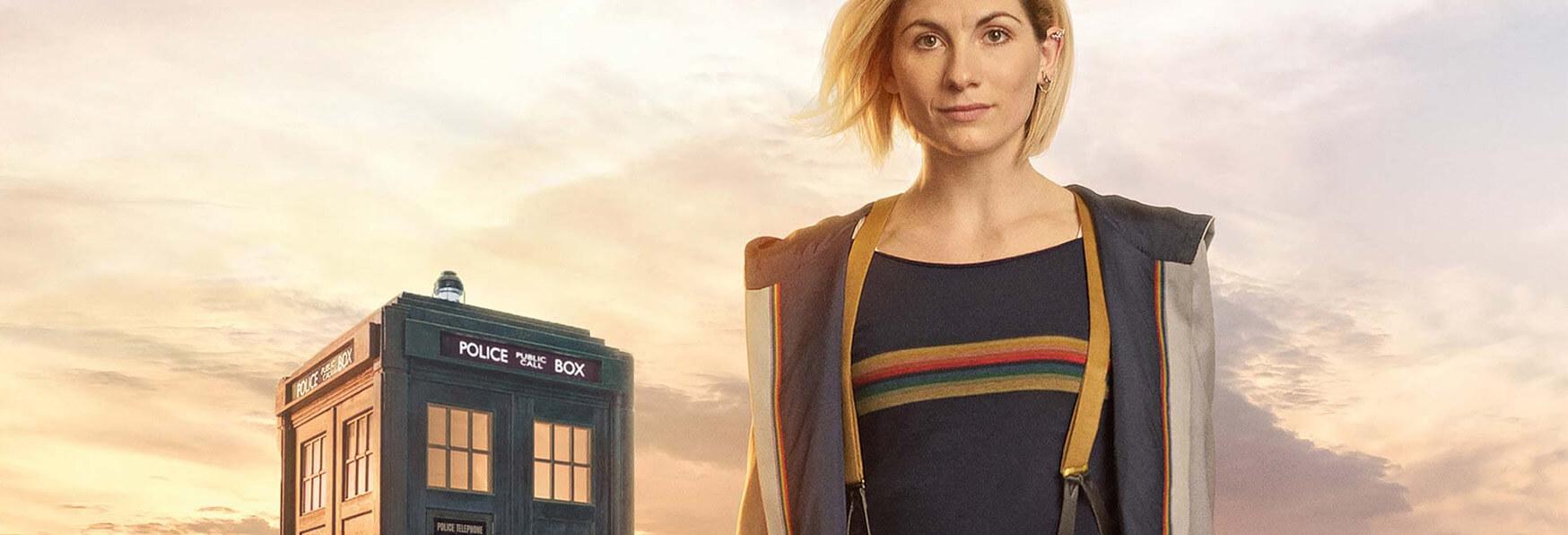 Presentato il Team dell'11° Stagione di Doctor Who