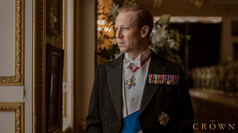 Tobias Menzies, il nuovo Principe Filippo