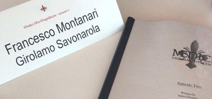 Francesco Montanari ne I Medici