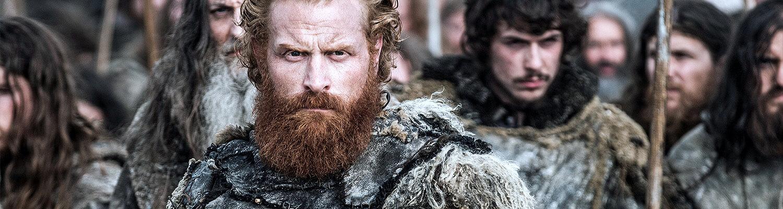 Tormund di Game of Thrones
