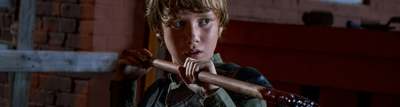Henry di The Walking Dead